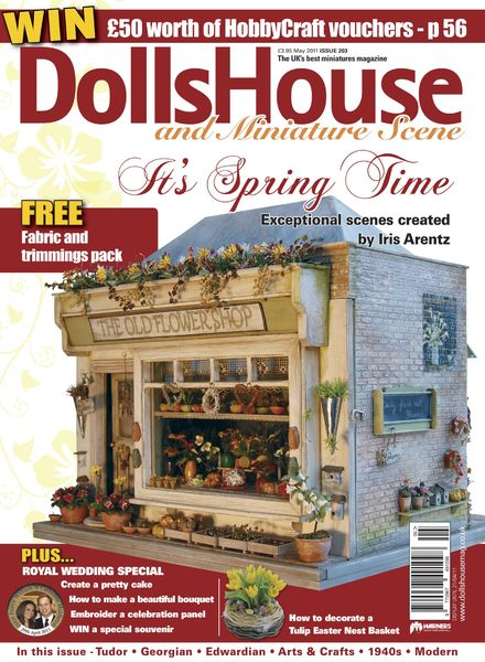 Dolls House & Miniature Scene – May 2011