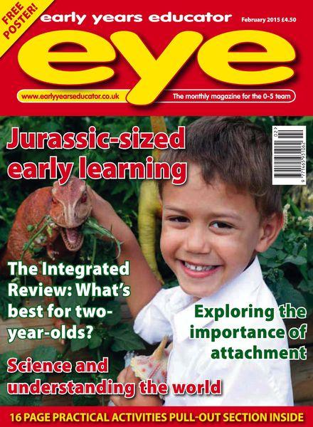 Early Years Educator – February 2015