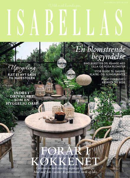 ISABELLAS Forars – og sommerhaven – april 2021