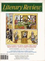 Literary Review – May 1992