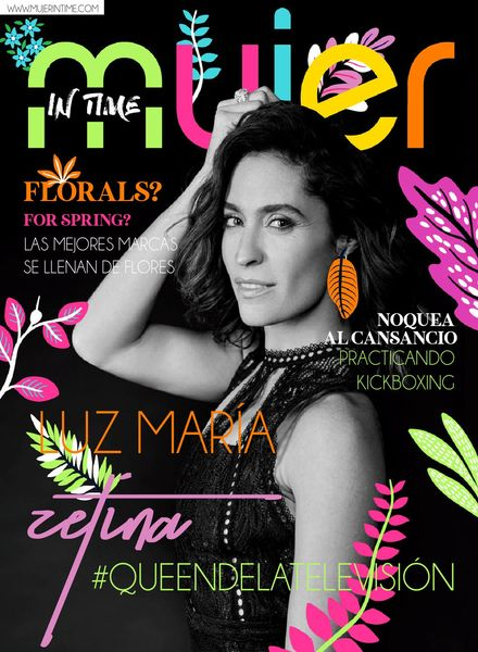 Mujer In Time – mayo 2021