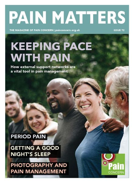 Pain Matters – Issue 72 – 25 June 2019