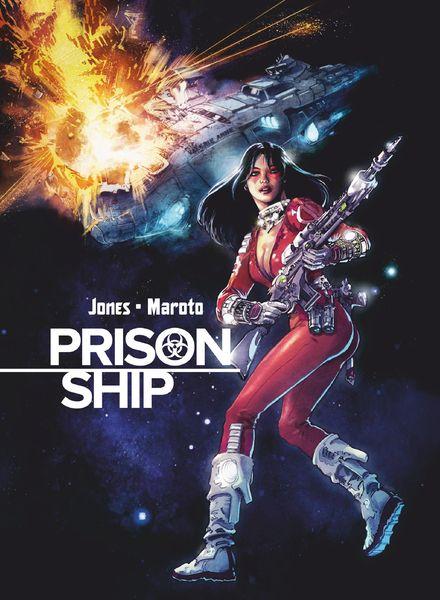 Prison Ship – April 2018