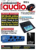 Professional Audio – Juni 2021