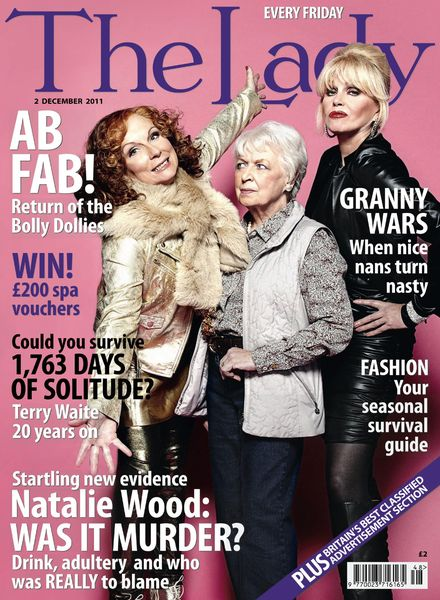 The Lady – 2 December 2011