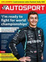 Autosport – 03 June 2021