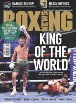 Boxing News – May 2021