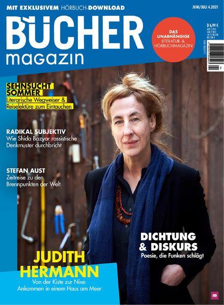 Bucher Magazin – Juni 2021