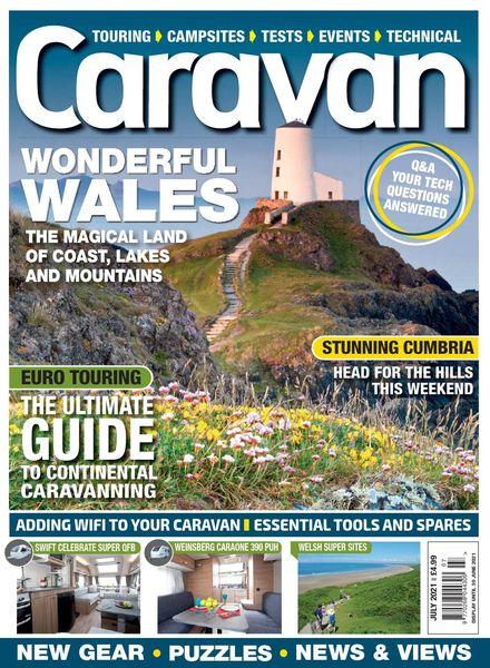 Caravan Magazine – July 2021