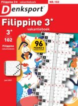 Denksport Filippine 3 Vakantieboek – juni 2021