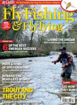 Fly Fishing & Fly Tying – July 2021