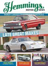 Hemmings Motor News – July 2021