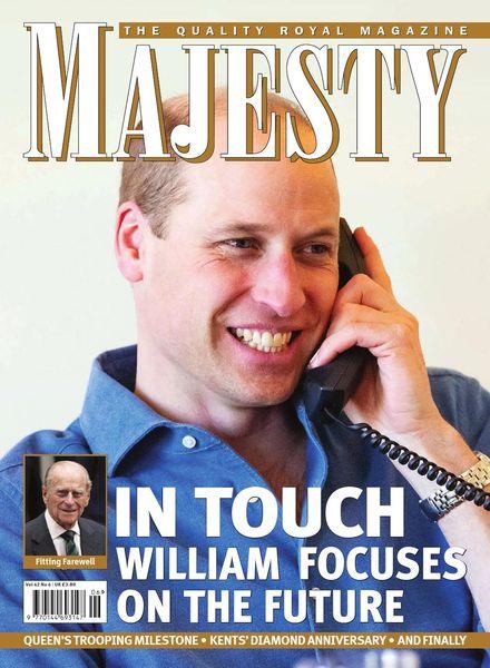 Majesty Magazine – June 2021
