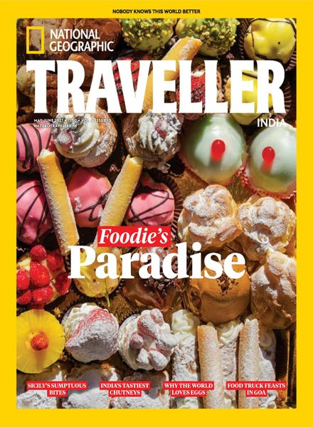 National Geographic Traveller India – May-June 2021