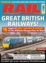 Rail – June 02, 2021