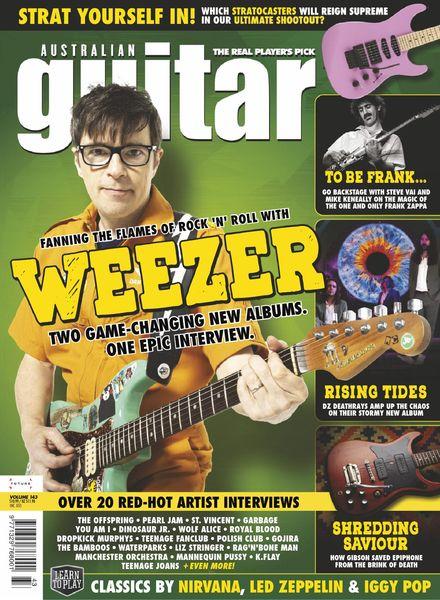 Australian Guitar – May 2021