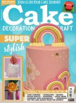 Cake Decoration & Sugarcraft – Issue 273 – June 2021