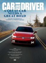 Car and Driver USA – June 2021