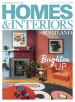 Homes & Interiors Scotland – May 2021