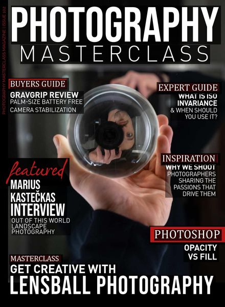 Photography Masterclass – Issue 102 – June 2021