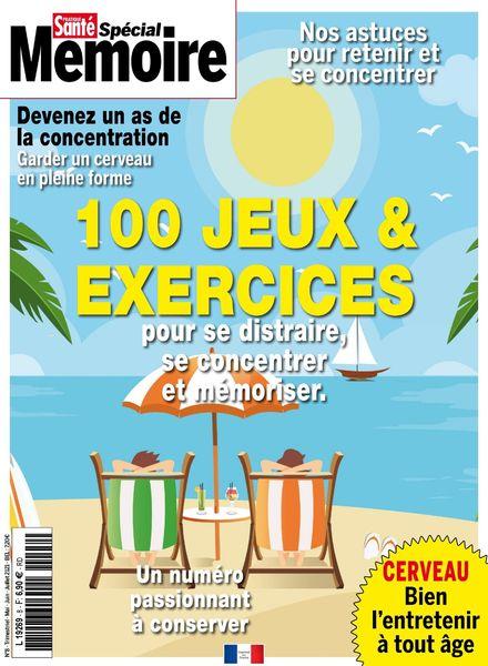 Pratique Sante Special Memoire – Mai-Juillet 2021