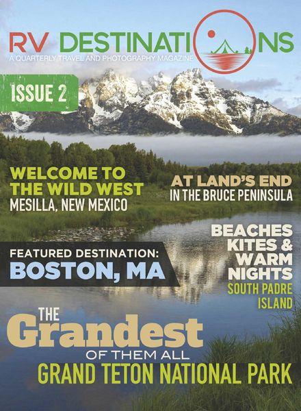 RV Destinations Magazine – October 2020