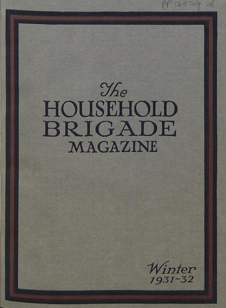 The Guards Magazine – Winter 1931