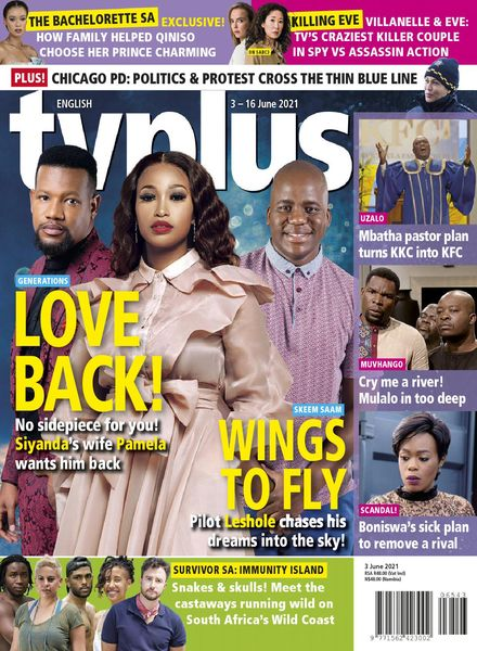 TV Plus English – Junie 2021