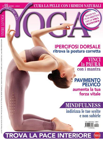 Vivere lo Yoga – giugno 2021