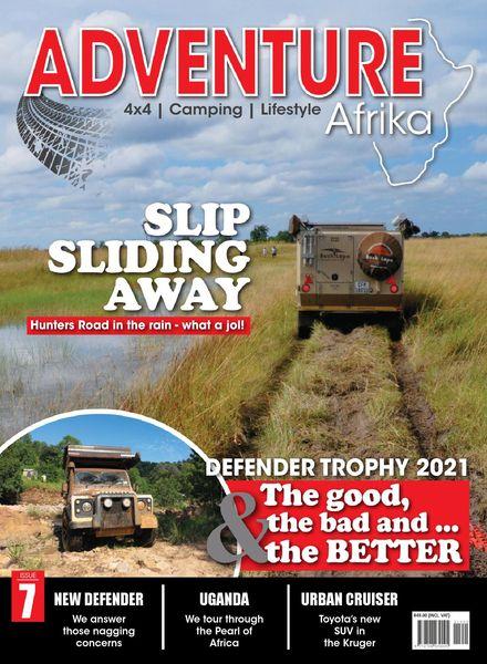 Adventure Afrika – May 2021