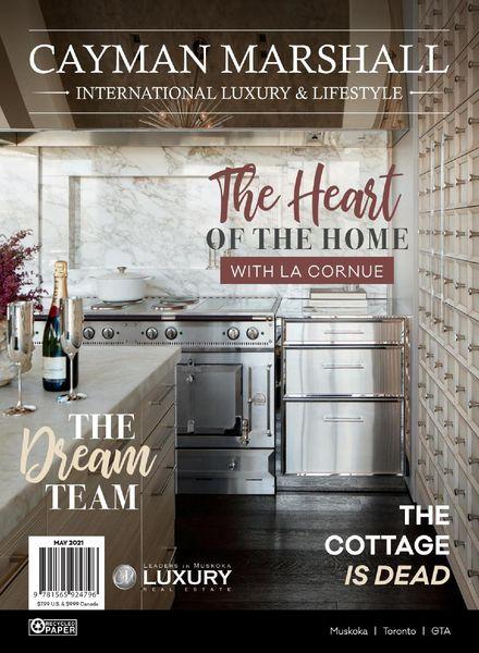 Cayman Marshall International Luxury & Lifestyle – May 2021