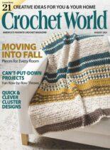 Crochet World – August 2021