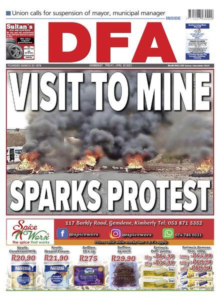 DFA News – April 2021