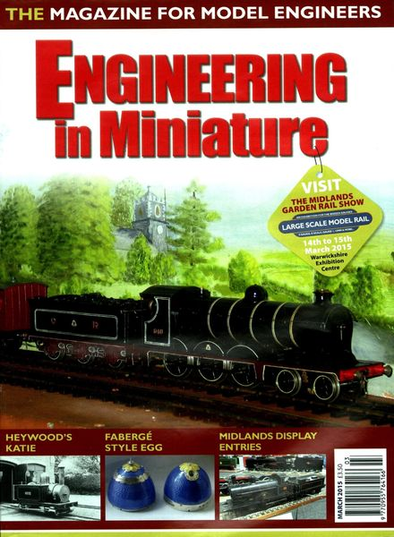 Engineering in Miniature – March 2015