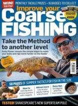 Improve Your Coarse Fishing – June 2021