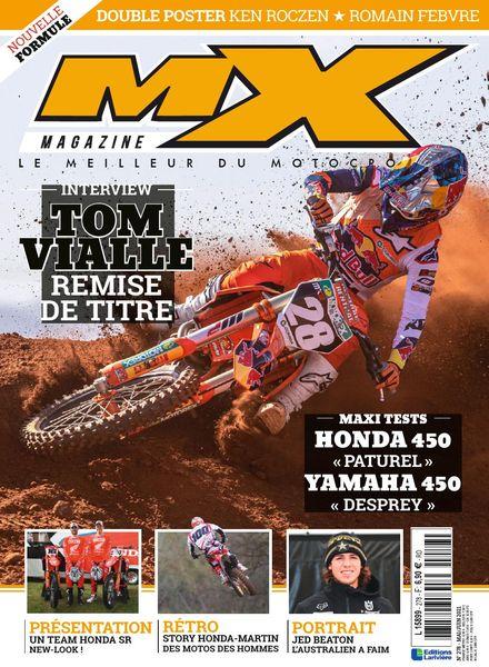 MX Magazine – mai 2021