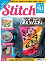 Stitch – June 2021