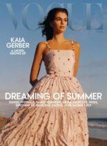 Vogue USA – June 2021