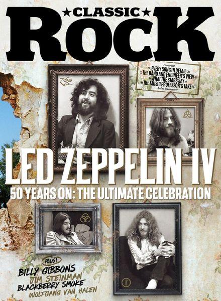 Classic Rock UK – July 2021