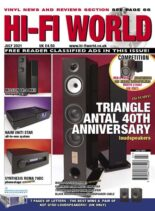 Hi-Fi World – July 2021