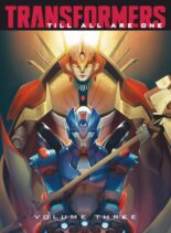 Transformers Till All Are One – May 2018