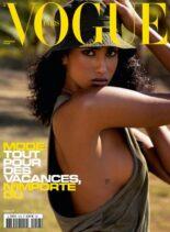 Vogue Paris – juin 2021
