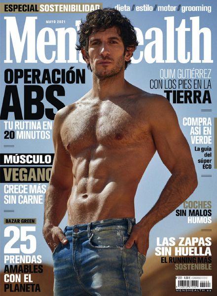 Men's Health Espana – mayo 2021
