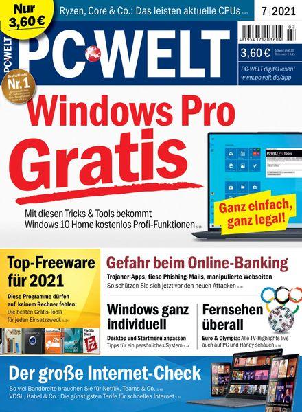 PC Welt – Juli 2021