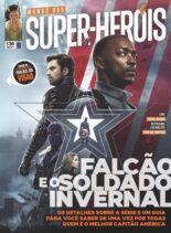 Mundo dos Super-Herois – maio 2021