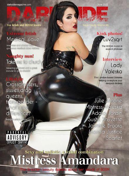 Darkside Magazine – June 2021