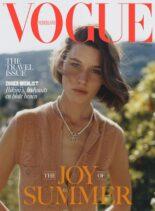 Vogue Nederlands – juni 2021