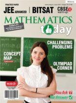 Mathematics Today – June 2021
