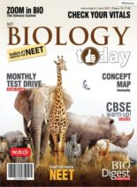 Biology Today – June 2021