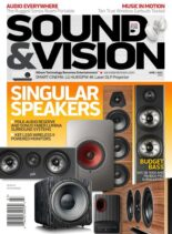 Sound & Vision – June 2021
